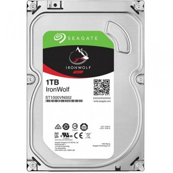 """3.5"""" HDD 1.0TB Seagate ST1000VN002 IronWolf"""