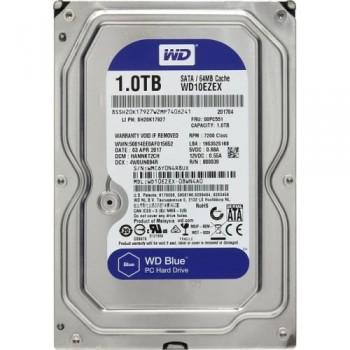 """3.5"""" HDD 1.0TB  Western Digital WD10EZRZ Caviar® Blue™"""