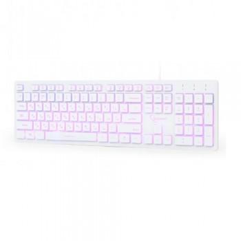 Gembird KB-UML3-01-W-RU Multimedia keyboard
