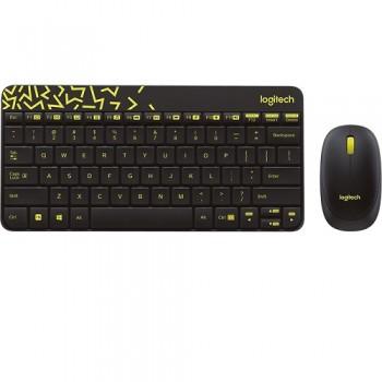 Logitech Wireless Desktop MK240 Nano USB