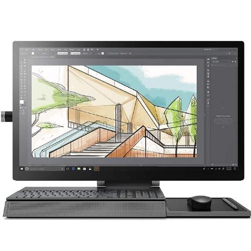 """27"""" Lenovo AIO Yoga A940-27ICB Grey"""