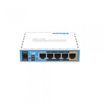 MikroTik RouterBOARD hAP