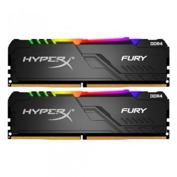 16GB DDR4-2666  Kingston HyperX FURY