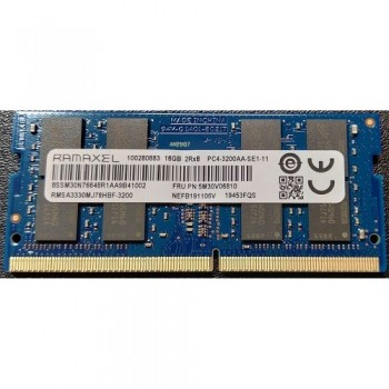 16GB DDR4-2666 SODIMM  Kingston ValueRam
