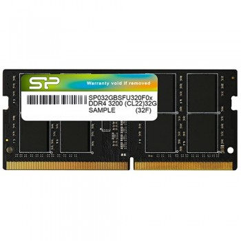 16GB DDR4-3200 SODIMM  Silicon Power