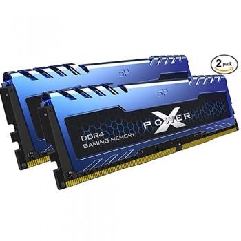 16GB DDR4-2666  Silicon Power XPOWER Turbine DDR4 Gaming UDIMM