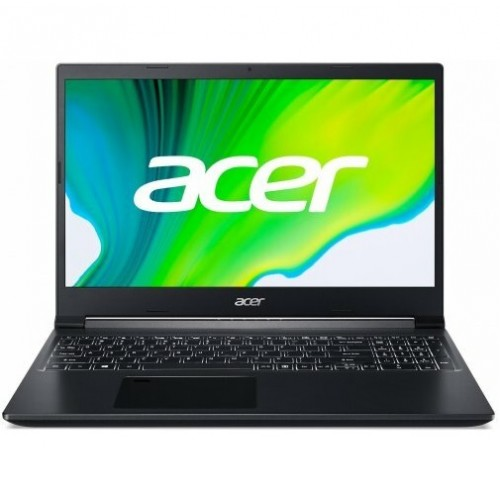 """ACER Aspire A715-75G Charcoal Black 15.6"""""""